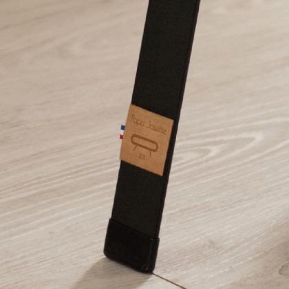 Tabouret de bar design ultra fin