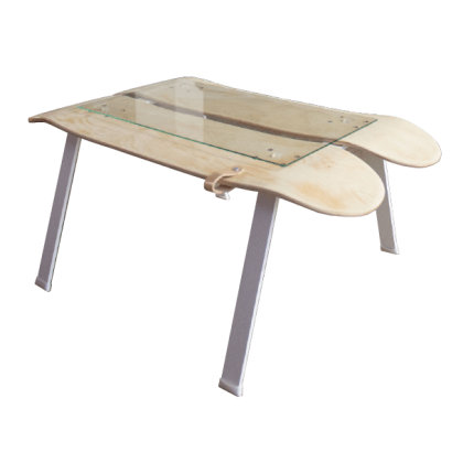 Table basse skateboard Havana