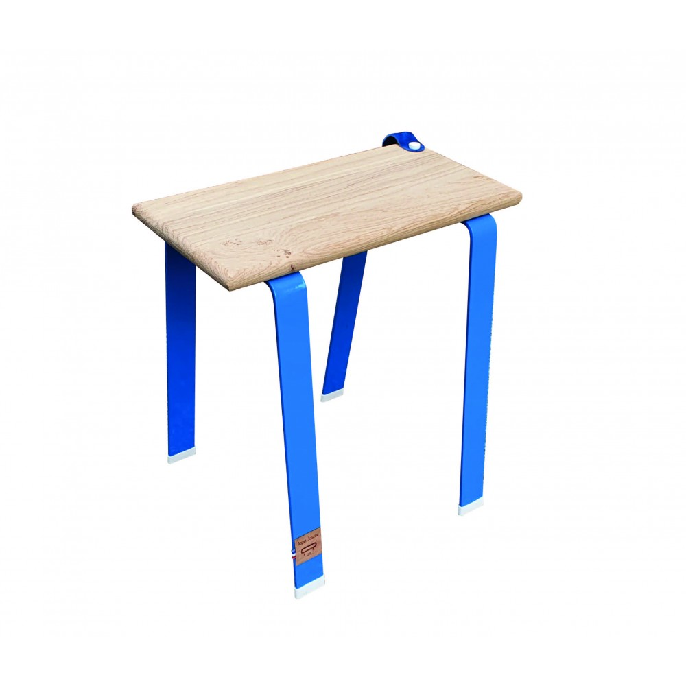 tabouret coloré collection papajosette design l'audacieux