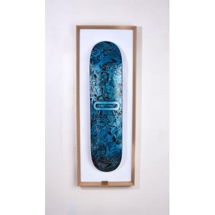 Tableau skateboard deeping