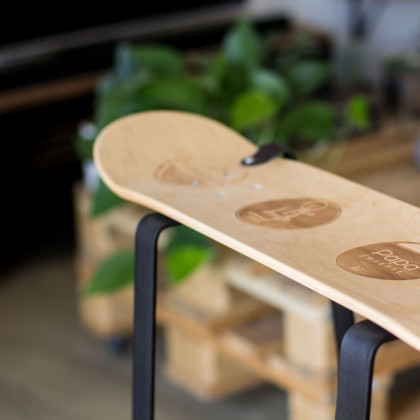 Tabouret skateboard