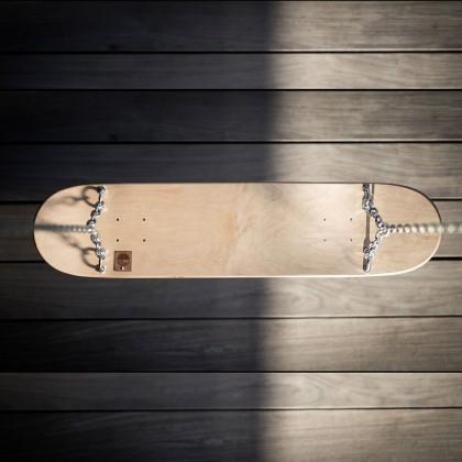 Balançoire d'intérieur skateboard